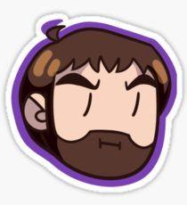 Game Grumps Barry Sticker