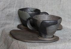Black Ceramics Car Parking, 18th, June, Ceramics, Tableware, Black, Ceramica, Pottery, Dinnerware