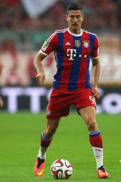 Robert Lewandowski .) Bayern München :)