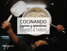 cocinar con niños Indoor Games For Kids, Kids Outdoor Play, Outdoor Chalkboard, Social Emotional Learning, Kids And Parenting, Activities, Education, Food, Families