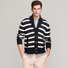 Sean O'Pry for Tommy Hilfiger SS12