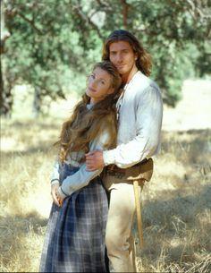 Still of Jane Seymour, Joe Lando and Eric Paskel in Dr. Quinn, Medicine Woman (1993)