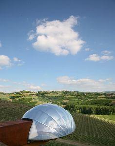 Cantina Ceretto Monsordo Bernardina, Alba, 2010 - Studio Architetti Deabate #wineries
