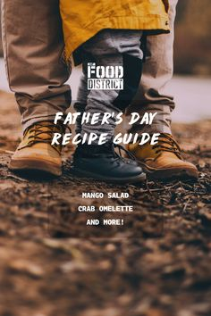 Looking for creative ways to celebrate dad? The District Kitchen has put together a plethora of recipes to make your Father's Day extra special this year. Mango Salad, Pineapple Upside Down Cake, Tostadas, You Are The Father, Fathers Day, Food To Make, Make It Yourself, Creative, Kitchen