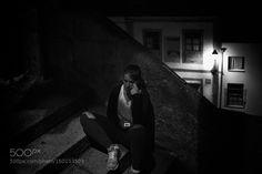 late in the night... by fatimasalcedo