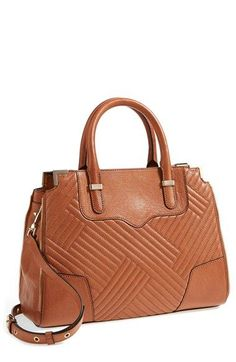 3da6e4726eac1 Rebecca Minkoff  Amorous  Quilted Satchel available at  Nordstrom Clutch  Wallet