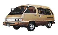 Toyota Masterace Surf van