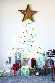 DIY Holiday Lights Photo Booth via Paging Supermom with Cost Plus World Market >> #JoytotheWorldMarket