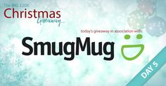 The BIG £20K Christmas Giveaway – DAY 5   It's a new week and Day 5 of our giveaway with 5 excellent prizes up for grabs today in association with our partners at SmugMug.  Today you can win 1 of 3 SmugMug Business Memberships and 1 of 2 Loxley Colour Fine Art Wraps. Enter now: www.facebook.com/LoxleyColour/