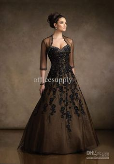 Nice Evening Dresses plus size Black Lace Ball Gown Mother Of The Bride Dresses With Long Sleeves And Bolero 6328 Great Mother Of The Bride Dresses Groom Mother Dress For Wedding From Officesupply, $111.15| Dhgate.Com Check more at http://24myshop.tk/my-desires/evening-dresses-plus-size-black-lace-ball-gown-mother-of-the-bride-dresses-with-long-sleeves-and-bolero-6328-great-mother-of-the-bride-dresses-groom-mother-dress-for-wedding-from-officesupply-111-15/
