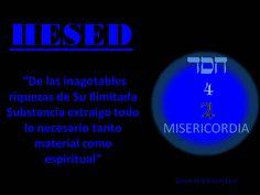 HESED. MISERICORDIA