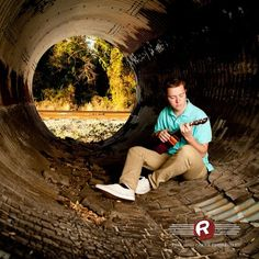 Cool Grungy meets Art Ukelele Guys Senior Portraits by Ryan David Jackson Photography located in Fayetteville, NC. www.seniorportraits.ryandavidjackson.com  #outdoorportraits #ncportraits #northcarolina #photography #photographer #ncseniorportraits #bestphotographer #fayettevillephotography
