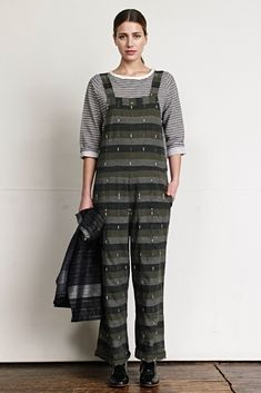 Ace & Jig Collection- Cary Vaughan y Jenna Wilson- Fall 2015 Ready-to-Wear