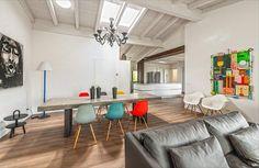 Eames en couleur en Italie