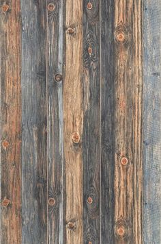 $36.01 Price per roll (per m2 $6.76), Wood effect wallpaper, Carrier material: Non-woven wallpaper, Surface: Fine structure, Vinyl, Look: Matt, Design: Old wooden boards, Basic colour: Brown beige, Grey blue, Black grey, Pattern colour: Brown beige, Grey blue, Black grey, Characteristics: Good lightfastness, Scrub-resistant, Low flammability, Strippable, Paste the wall