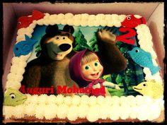 cake masha&orso