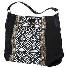 Tasche 49,95€ ♥ Hier kaufen: http://www.stylefruits.de/handtasche-im-indio-design-promod/p4724315
