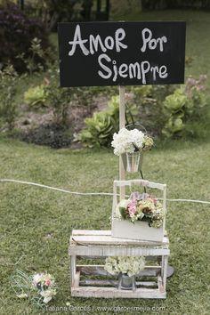 Decoración -Bodas con estilo - Boda vintage - boda rústica - wedding. Fotografía de bodas - Tatiana Garcés - Naturaleza
