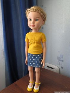 Child Doll, Baby Dolls, Journey Girls, Cat Doll, Doll Clothes, Club, Summer Dresses, Friends, Heart