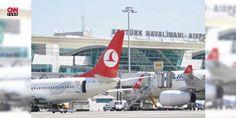 İstanbul'da inişe geçen 2 uçağa yıldırım isabet etti: Atatürk Havalimanı'na iniş için alçalan 2 uçağa yıldırım isabet etti. Uçaklar sorunsuz şekilde inişlerini tamamladı.