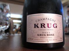 Krug Champagne - Rose