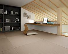 畳×ロフトで作る、遊び心いっぱいの空間。|ここち和座|DAIKEN-大建工業