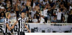 BotafogoDePrimeira: Botafogo bate Barcelona na Liga e tem maior audiên...