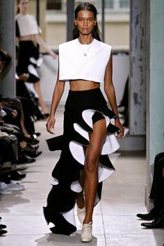 BALENCIAGA - Paris Fashion Week Primavera-Verano 2013