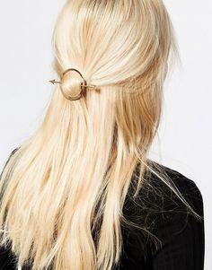 Image 1 - Monki - Épingle à cheveux motif flèche