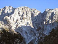Raccontare un paese: alpi Apuane: monte Altissimo (6 foto