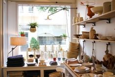 Classic well-made housewares from around the world at Housefolk in East Hampton, NY | Remodelista