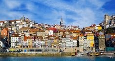Pedalling through Porto, Portugal - A cycling trip through Portugal's elegant northern city - via The Irish Times 22.02.2015 | ...why is it not more prolific on the carousel of city breaks? It has an extraordinary history going back a couple of thousand years, so much so that the historic centre is now a Unesco World Heritage Site. Photo: The historic centre of Porto, which is now a Unesco World Heritage Site