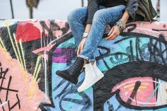 MAISON DES TALONS is a Swiss designer brand, dedicated to creating genuine, wearable, urban-chic, women's and men's shoes with an edge. Urban Chic, Men's Shoes, Branding Design, Fall Winter, Women, Heels, Man Shoes, Women's, Men's Footwear