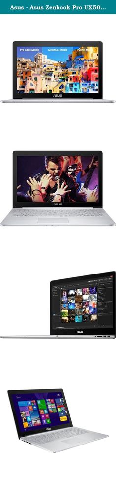 "Awesome Asus ZenBook 2017: Asus - Asus Zenbook Pro UX501 15.6"" 4K Ultra HD Touch-Screen Laptop - Intel...  Traditional Laptops, Laptops, Computers & Tablets, Computers & Accessories, Electronics"