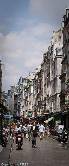 rue Montorgeuil - Paris 1er & 2
