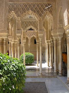 And then I realize I've literally been to some of the most beautiful places in the world. GRANADA.