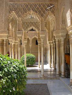 El día que vaya me pasaré el día entero ahí  Alahambra, Granada, España