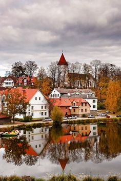 Dreaming of going there ❣ — Talsi, Latvia