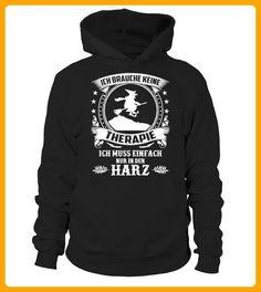 Ich muss nur in den Harz - Shirts für großeltern (*Partner-Link)