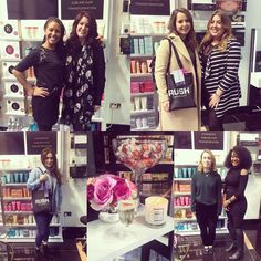 Rush Holborn hosted a PR event today... 'Bubbles & Blowdry'A big thank you to everyone that attended!  #rush #rushhair #rushforlife #rushholborn #pr #event #london #hairdresser #hairdressers #blowdry #salon #stylists #relaxing # #