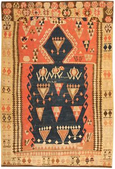 View this beautiful Antique Turkish Kilim Prayer Rug 43795 from Nazmiyal's fine antique rugs and decorative carpet collection. Right Angle Shapes, Wedding Symbols, Geometric Symbols, Navajo Rugs, Prayer Rug, Magic Carpet, Detailed Image, Textiles, Muted Colors