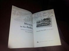 Miracle in the Andes - Nando Parrado