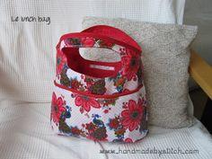 lunch bag http://www.handmadebystitch.com/?p=429