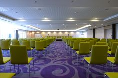 Thon Hotel EU conference room. Interior architecture | Ramsoskar