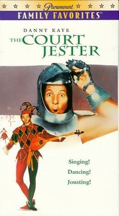 Danny Kaye - one of the funniest men to grace the silver screen. This film is one of his best. And one of the most memorable scenes from one of his films is here too - the vessel in the pestle. It's awesome.