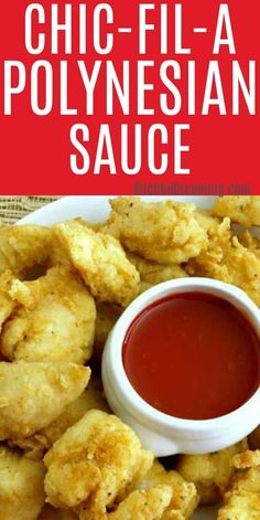 Chick-fil-A Polynesian Sauce is one of the most popular sauces sold in the food chain and is great on chicken, pork, and beef! via Kitchen Dreaming Chick Fil A Sauce, Chick Fil A Recipe, Chic Fil A Sauce Recipe, Copykat Recipes, Sauce Recipes, New Recipes, Cooking Recipes, Favorite Recipes, Popular Recipes