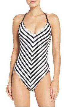 La Blanca Mime Games One-Piece Swimsuit