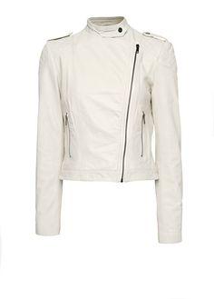 MANGO - Leather perfecto jacket