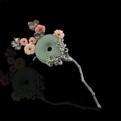 머리꽂이(실버류) - 고품격 수공예 주얼리 민휘아트주얼리 MINWHEE ART JEWELRY