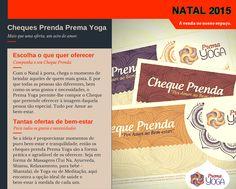 CHEQUES PRENDA DE BEM-ESTAR PARA ESTE NATAL